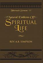 Natural Emblems of Spiritual Life (Tabernacle Sermons, nr. 4)