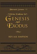 Divine Emblems in Genesis and Exodus (Tabernacle Sermons, nr. 6)