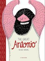 The Great Antonio (Toon Books)
