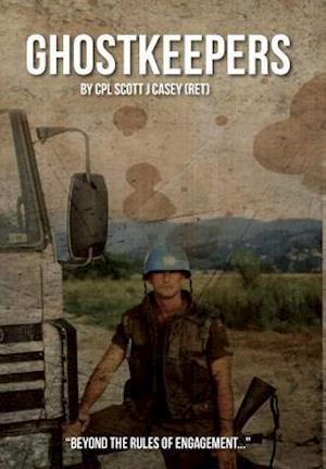 Bog, hardback Ghostkeepers af Scott J. Casey