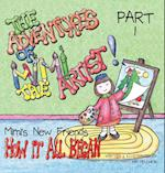 The Adventures of Mimi the Artist (Adventures of Mimi the Artist, nr. 1)