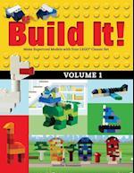 Build It! (Brick Books, nr. 1)