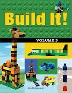Build It! (Brick Books, nr. 3)