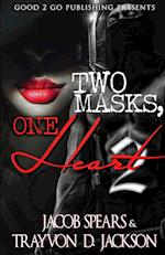 Two Masks One Heart 2 af Jacob Spears, Trayvon D. Jackson