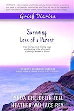 Grief Diaries af Lynda Cheldelin Fell, Heather Wallace-Rey