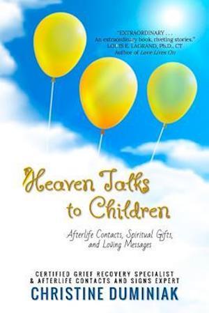 Bog, paperback Heaven Talks to Children af Christine Duminiak