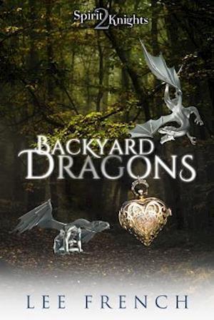 Bog, paperback Backyard Dragons af Lee French
