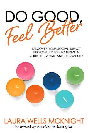 Bog, paperback Do Good, Feel Better af Laura Wells McKnight
