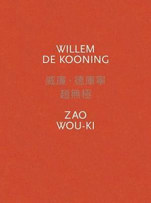 Bog, hardback Willem de Kooning / Zao Wou-KI