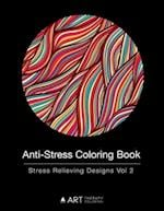 Anti-Stress Coloring Book af Art Therapy Coloring