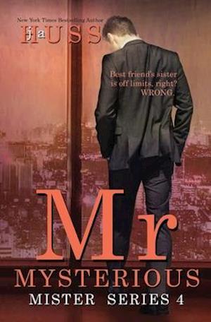 Bog, paperback Mr. Mysterious af J. a. Huss