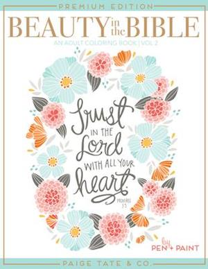 Beauty in the Bible af Paige Tate Select