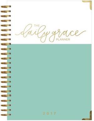 Bog, hardback Daily Grace af Select Tate Page