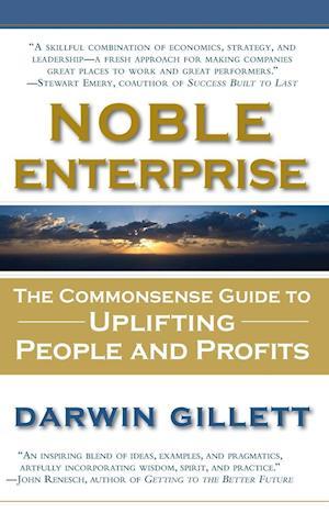 Bog, hardback Noble Enterprise af Darwin Gillett