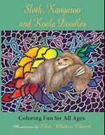 Sloth, Kangaroo, and Koala Doodles (Doodles, nr. 2)
