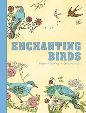 Bog, hardback Enchanting Birds af Racehorse Publishing