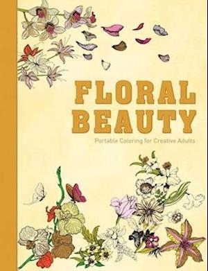 Bog, hardback Floral Beauty af Racehorse Publishing