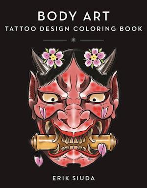 Bog, paperback Body Art af Erik Siuda