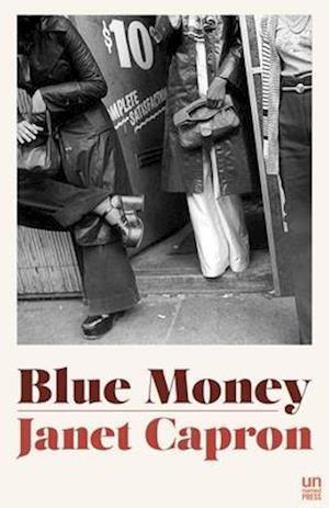 Bog, paperback Blue Money af Janet Capron