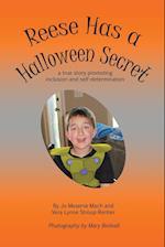 Reese Has a Halloween Secret