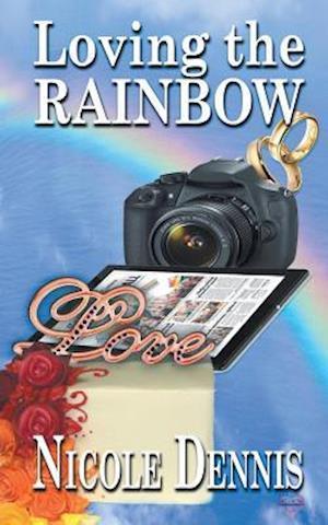 Bog, paperback Loving the Rainbow af Nicole Dennis