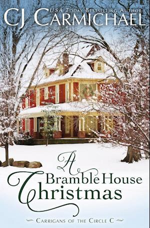 Bog, paperback A Bramble House Christmas af C. J. Carmichael