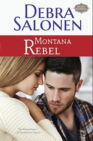 Bog, paperback Montana Rebel af Debra Salonen