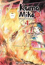 Kuma Miko Volume 4 af Masume Yoshimoto