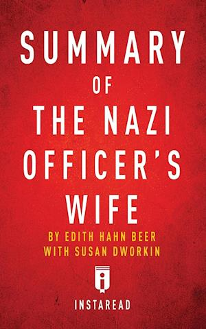 Bog, paperback Summary of the Nazi Officer's Wife af Instaread Summaries