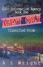 Agent Colt (Colt Information Agency, nr. 1)