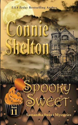 Bog, paperback Spooky Sweet af Connie Shelton