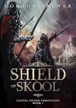 Shield of Skool af Gordon Brewer