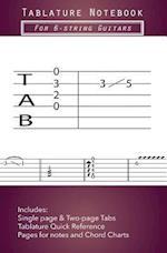 Tablature Notebook