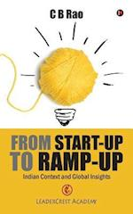 From Start-Up to Ramp-Up
