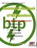 2011 Electricians Handbook of NEC Questions