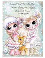 Sherri Baldy My Besties Warm Christmas Nights Coloring Book