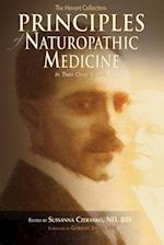 Principles of Naturopathic Medicine
