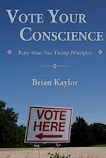 Vote Your Conscience