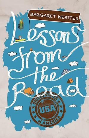 Bog, paperback Lessons from the Road af Margaret Webster