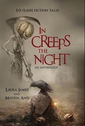 Bog, hardback In Creeps the Night af Drea Damara, A. D. Trosper, A. R. Meyering