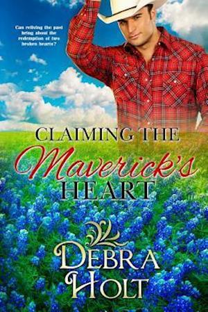 Bog, paperback Claiming the Maverick's Heart af Debra Holt