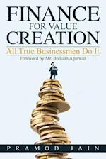 Finance for Value Creation