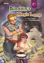 Aladdin's Magic Lamp (Caramel Tree Readers)
