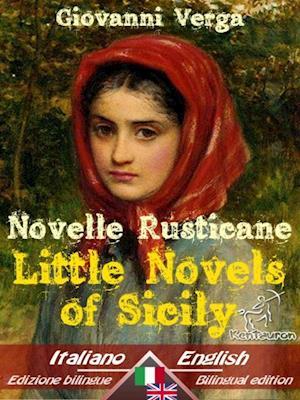 Novelle Rusticane - Little Novels of Sicily af Giovanni Verga