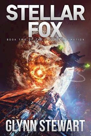 Bog, paperback Stellar Fox af Glynn Stewart