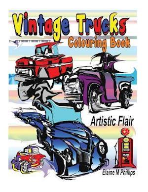 Bog, paperback Vintage Trucks af Elaine M. Phillips