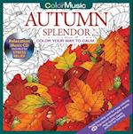 Color with Music Autumn Splendor (Color with Music, nr. 1)