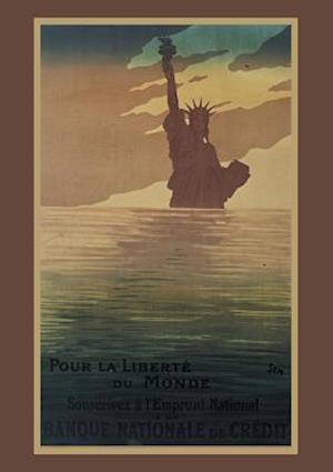 Bog, paperback Carnet Ligne Statue de La Liberte af Sem