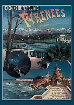 Bog, paperback Carnet Ligne Route Des Pyrenees