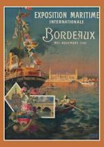 Carnet Ligne Ligue Maritime Bordeaux af Non Identifi